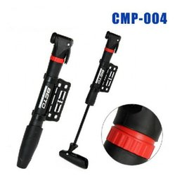Wholesale wholesa New Popular PRO Cycling Bike Portable Mini Bicycle Pump For BETO With Bracket CMP