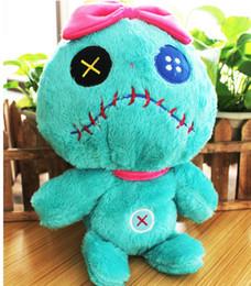 2017 regalos para los amigos Nueva Lilo Stitch Amigo Peluches Scrump 30cm Historieta del corte suave felpa Toy Dolls mejor regalo regalos para los amigos outlet