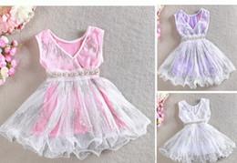 NEW ARRIVAL baby girl kids FROZEN sequin tutu tulle dress sleeveless vest dress Korean version V collar sequined dress lace belt pearl waist