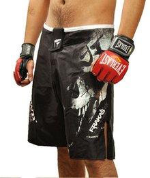 Hot sell M,L,XL,XXL,XXXL MMA Fight shorts MMA SHORTS 1pcs lot free shipping