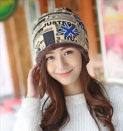 Wholesale New beanies hats national flag men Ms thick winter outdoor sports cap sleeve head Baotou warm hat hip hop beanies skull caps