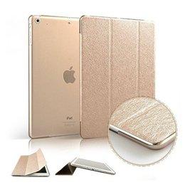 2017 mélanger le cas de la mode Housse en cuir de luxe pour iPad Mini 1 2 3 4 Mode Silk Slim Transparent Smart Sleep Wake Up Comprimés Housse Pour iPad Pro Air2 5 6 mélanger le cas de la mode offres
