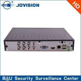 Wholesale Jovision Channels Full D1 DVR CCTV Network Mobile Motion Detection8CH H Digital Video Recorder For Surveillance Security Camera System