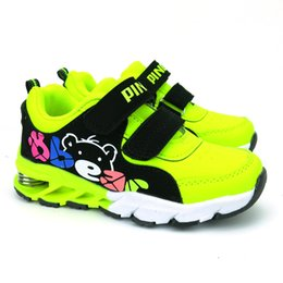 children boy shoes unisex 2016 new spring autumn kids shoes boys Breathable spring animal Prints catoon children shoes girls