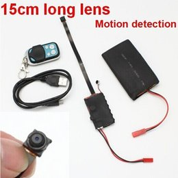 Wholesale x1080P GB Hidden Big battery spy Camera Work time hours Motion detection auto recorder remote control Build in GB