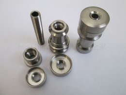 NEW Universal Domeless Titanium Nail 14 & 18 mm
