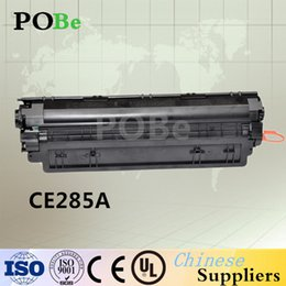 Wholesale New quot Laser toner cartridge CE285A A Compatible For HP LaserJet P1102 P1102W Printer High Quality Direct factory price