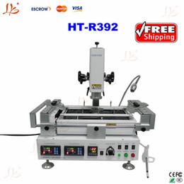 Wholesale HONTON HT R392 Infrared hot air BGA rework station HT R392 soldering machine hot sale