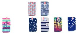 Wholesale Keep Calm Pineapple Wallet Leather Stand Card Elephant Flower Anchor Dream Ring pouch purse case For Samsung Galaxy Core Plus G350 skin