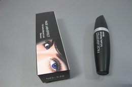 Wholesale Falso efecto de pestañas Full Lashes Natural Look Mascara Long Lasting Black Mascara