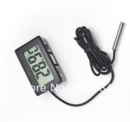 MINI Digital Temperature sensor LCD Fridge Freezer Thermometer