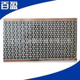 profesional de ventas de baja temperatura tejado caliente de calefacción eléctrica película de cine desde cable calefactor techo proveedores