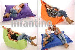 Wholesale Outdoor and indoor waterproof Bean bag lounger EXTRA LARGE Adults beanbag sofa chair Various colors available for option Cover only
