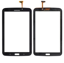 Wholesale 2016 Hot Selling Lowest Price Touch Screen Digitizer LCD Glass Lens For Samsung Galaxy Tab SM T210