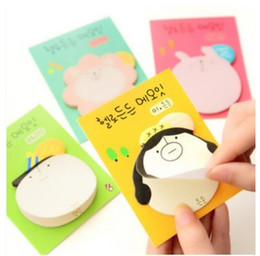 Wholesale New LOVE Meme family stickers Animal Scratch Pad Sticker dandys