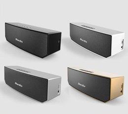 Bluedio BS-3 Mini Bluetooth Speaker Portable Wireless Speakers Sound System 3D stereo Music Surround Mini Speaker Four Colors