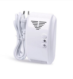 Factory Outlet Combustible gas detector gas alarm wireless toxic gas detection and fire alarm