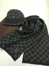 Wholesale new style fashion brand scarves Woman s favorite superstar warm hat scarf cm cm