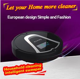 Wholesale Free to UK Eworld New Style robot vacuum cleaner with robot vacuum cleaner mop robotic vacum M884 Online Shopping