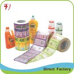 Wholesale Customized kraft paper bar code sticker printer use