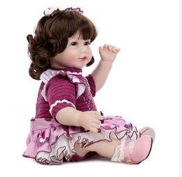 soft plastic newborn baby dolls boneca realista reborn imported toys renascer de vinil 100 reborn babies miniaturas de bonecos