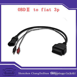 Wholesale Hottest Selling For Fiat Pin OBD OBD2 to Pin Diagnostic Tool Cable Fiat PIN Car Scanner Tool Cable