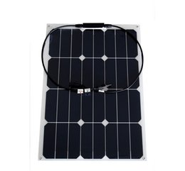 30w гибкий выход панели солнечных батарей завод цена 30W всплеск ранга монокристаллический солнечных батарей от Производители flexible solar panel