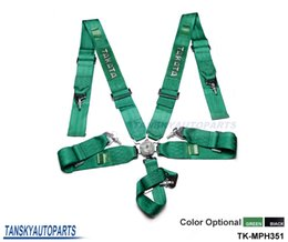 Wholesale Black Green Tansky TAKATA Hot selling Seat Belt with FIA Homologation Racing Satefy width inches Point TK MPH351
