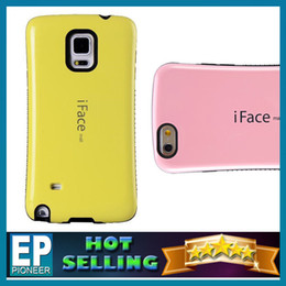 Wholesale Hybrid PC Iface mall durable color point PC TPU Shockproof Case cover for iphone case iphone plus case Samsung S5 note case LG g3