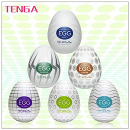 Wholesale-Wholesale six types EGG,Male Masturbator,Silicone Pussy,Man,Sex Toys for men Adult Products