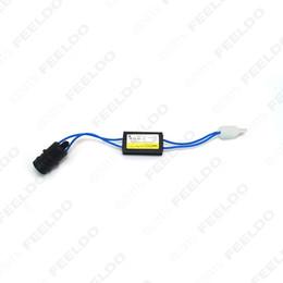 Descuento las luces de carga DC12V T10 / W5W / 194 LED de advertencia de luz de cancelador de la cancelación de la resistencia del cargador NO-OBD Error NO Hyper Flash