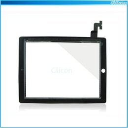 Wholesale For iPad Air mini Touch Screen Digitizer Assembly Glass Front Lens Replacement Part for iPad Flex cable