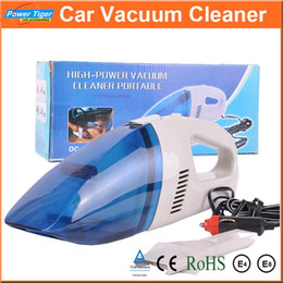 Wholesale Car Automotive Electronics W Super Suction Mini V High Power Wet and Dry Portable Handheld Car Vacuum Cleaner Wash