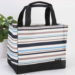 23*13*19cm tote bags candy colors reusable shopping bag Portable folding pouch lunch bag purse handbag high quality