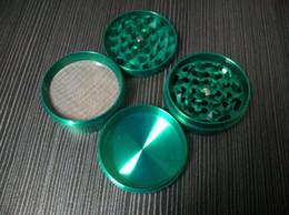 Newest ! herb grinder smoking grinder size CNC grinder metal cnc teeth tobacco grinder 55mm 4 parts mix designs free shipping