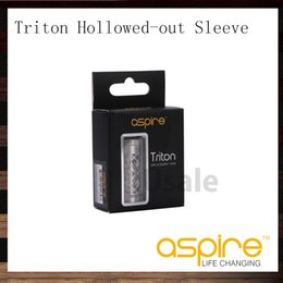 Aspire Triton Hollowed-out Sleeve Tank 3.5ml Triton Replacement Tank 100% Original