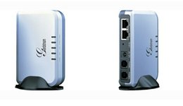 Wholesale Grandstream HT502 ata voip adapter with fxs ports and sip accounts Analog Telephone Adaptor