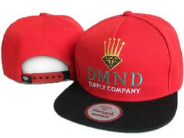 red black DMND Diamond supply CO baseball caps most popular Snapback Hats cheap online By People Being A New Fashion Trend TY