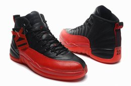 Wholesale Black Red nice Basketball Shoes Men Athletic Shoes High Quality Best Sport Shoes Sneakers For Man