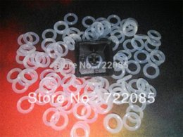 Wholesale With Tracking Number Bag Of Keyboard Accessories O Ring Keycap Switch Dampener O Ring For CHERRY MX