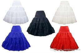 High Quality Retro Underskirts Swing Vintage Petticoats Fancy Net Skirt Rockabilly Tutu Colors Available Free Shipping