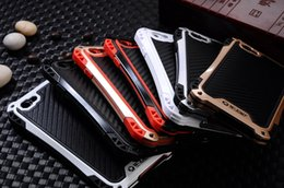 Wholesale New Original R JUST AMIRA Warter Dirt Shock Proof Mobile Phone Cover Cases Accessory for Smartphone Apple iPhone inch case