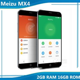 Wholesale Best Credit Meizu MX4 G MX4 Pro LTE Mobile Phone MTK6595 Octa core inch x1152 GB RAM GB ROM MP Camera mAh Flyme