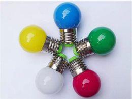 Wholesale 10pcs W W W W E27 B22 LED ball Bulb Effect DJ globe Lamp Light bubble Bulb Stage Lighting v
