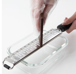 Wholesale Germay Lemon easy best Spices microplane cheese grater chocolate cutter