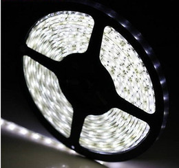 Free shipping white waterproof 60led 5m 3528 led strip light High quality smd strip light 12v