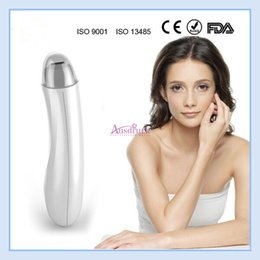 Wholesale Skin Tightening Home Device - Home use Portable RF high frequency thermal skin care radio frequency wrinkle cellulite reduction facial tightening face slimming device
