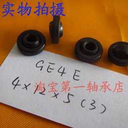 Al por mayor-ENVÍO GRATIS precisión teniendo GE4 e 4MMX 12MMX 5MM sonar rótulas desde rodamientos 5mm fabricantes