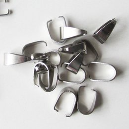 1000pcs lot stainless steel strong hooks for dog tags and small pendants dog tag rings accessaries