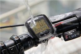 Wholesale Bicycle wireless waterproof stopwatches N8 MTB bike Waterproof Night Vision Computer Stopwatch Velometer bicycle cycle parts accessories